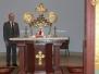 Oct. 2011 - Iconastasis and Altar