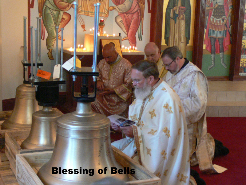 Blessing of the Bells 2013